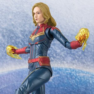 S.H.Figuarts Captain Marvel (Completed)