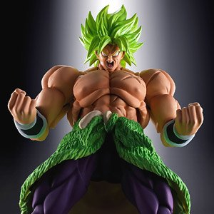 S.H.Figuarts Super Saiyan Broly Full Power (PVC Figure)