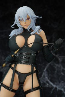 Lechery Rei Homare Art Works Silver Whip 1//5 PVC Figure w// Tracking NEW
