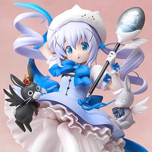 Magical Girl Chino (PVC Figure)