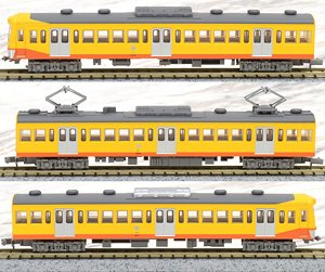 The Railway Collection Sangi Railway Series 801 Formation 801 (3-Car Set) (Model Train)