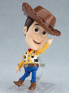 Nendoroid TOY STORY Woody DX Ver Good Smile Company Japan New***
