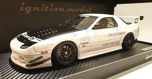 Mazda RX-7 (FC3S) RE Amemiya White2 (ミニカー)