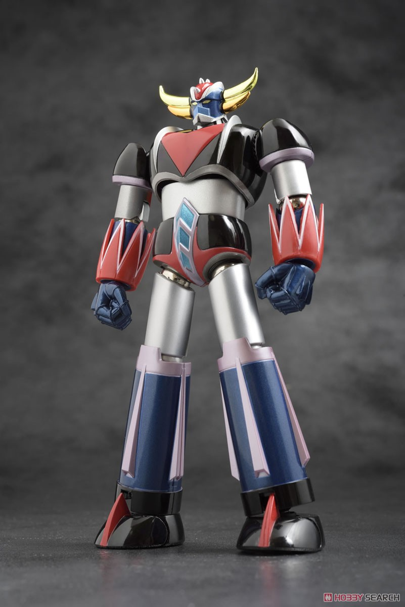 Dynamite Action! Grendizer & Spazers Set (Completed) Item picture1