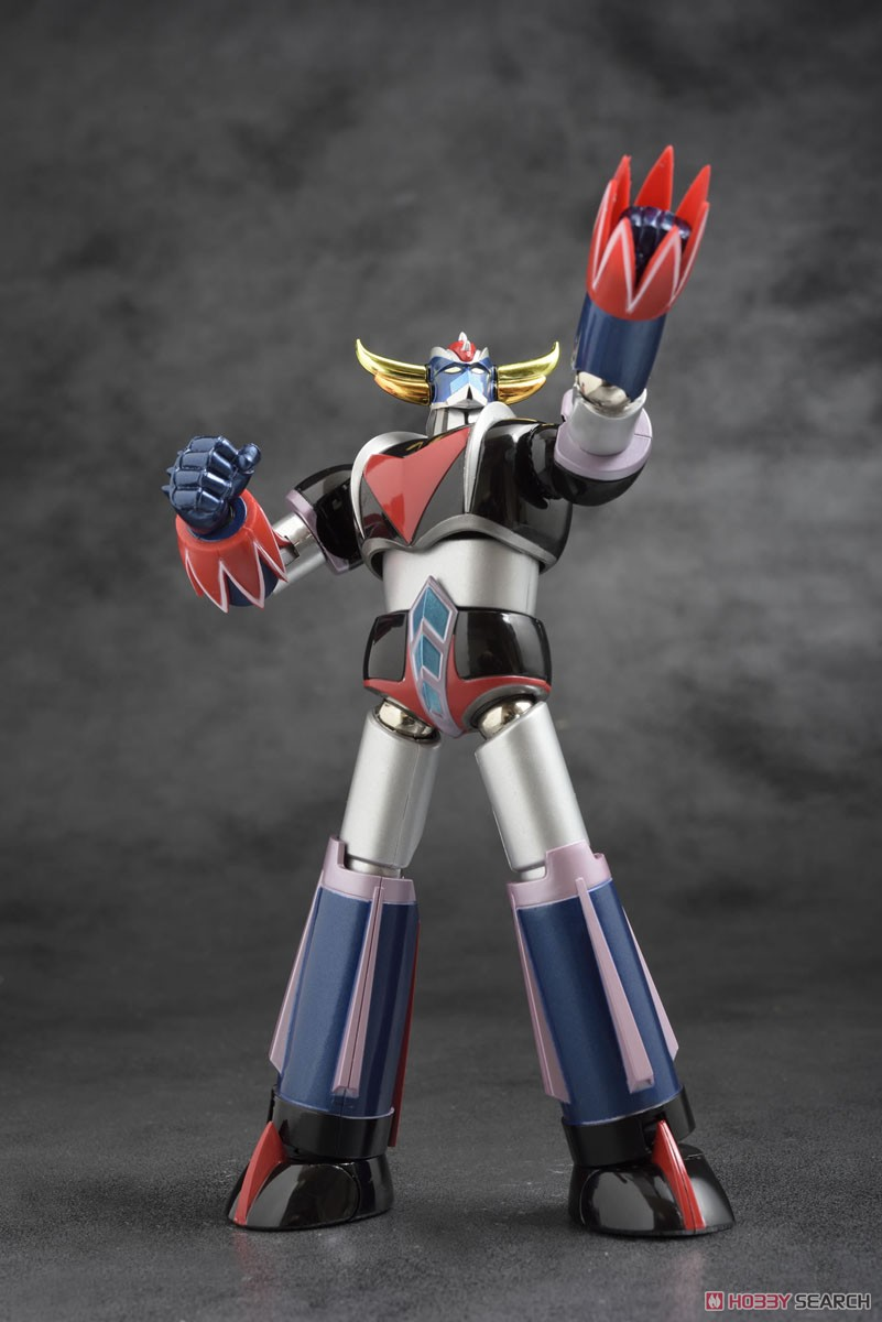 Dynamite Action! Grendizer & Spazers Set (Completed) Item picture2
