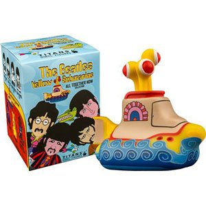 3inch Deformed Figure Series The Beatles Yellow Submarine