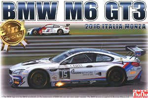 1/24 Racing Series BMW M6 GT3 2016 GT Series Italy Monza (Model Car)