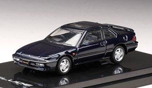ホンダ プレリュード Si (BA5) 1989 マジソンブルーパール (ミニカー)
