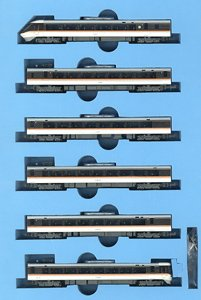 Series 383 Limited Express `Shinano` Improved/Mass Production Preceding Formation (6-Car Set) (Model Train)