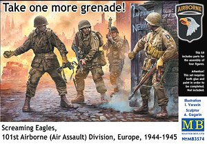 Screaming Eagles 101st Airborne Division Europe 1944-1945