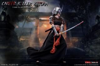 Career Killer Kiyoha Black Dress 1//6 Scale Phicen Action Figures