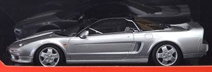 Honda NSX-NA1 Silverstone Metallic (ミニカー)