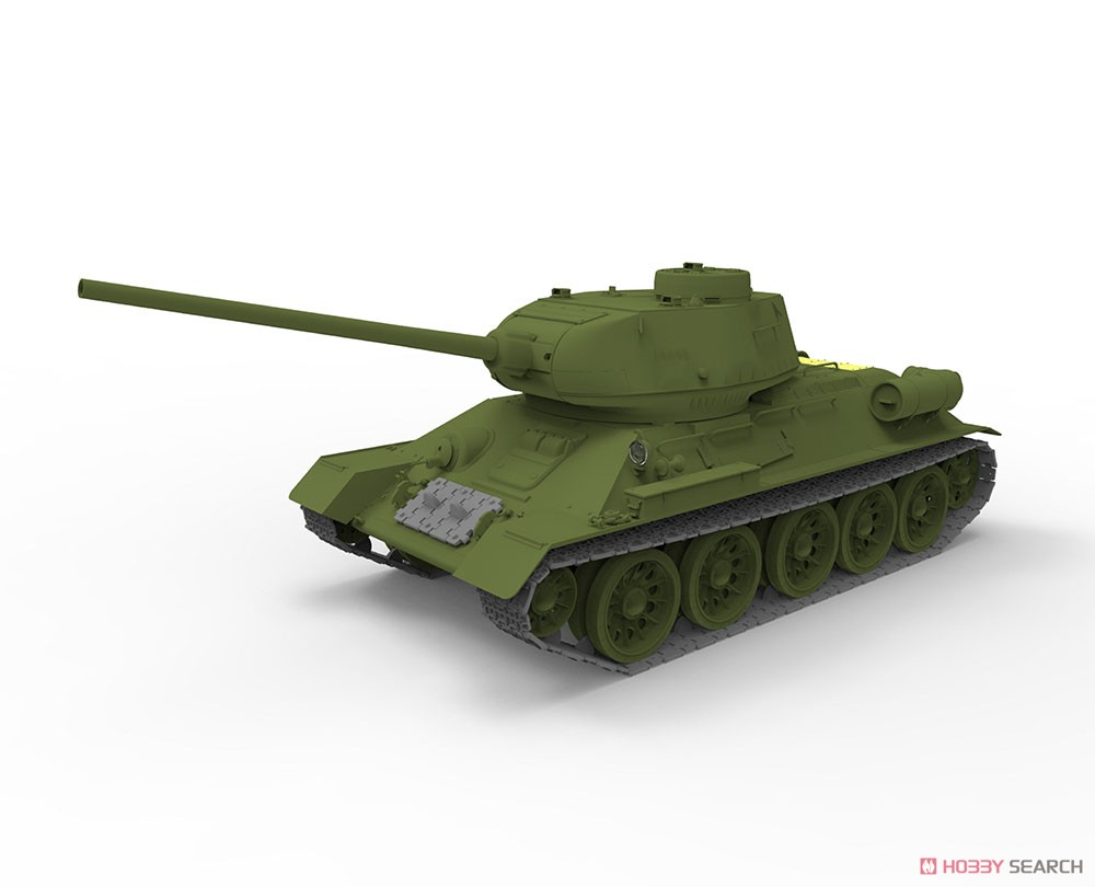 Soviet T-34/85 Midium Tank Korean War People`s Heroes No.215 (Plastic model) Other picture11