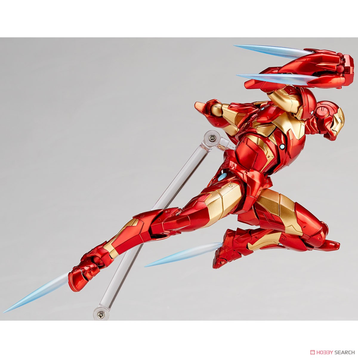 Figure Complex Amazing Yamaguchi No.013 Ironman Bleeding Edge Armor (Completed) Item picture3