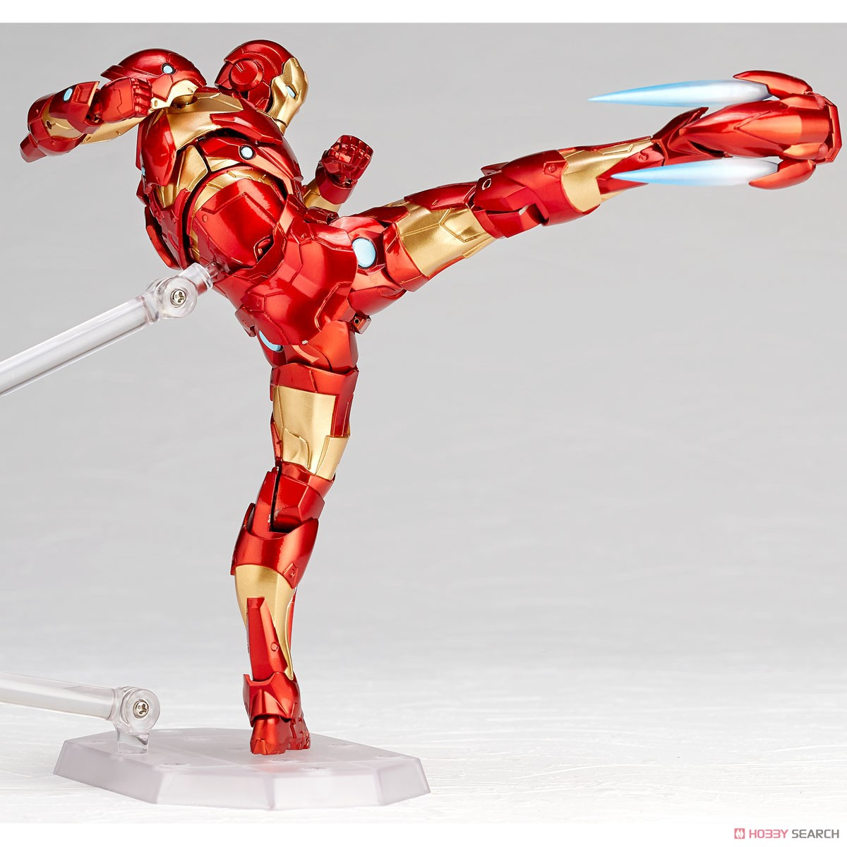 Figure Complex Amazing Yamaguchi No.013 Ironman Bleeding Edge Armor (Completed) Item picture4