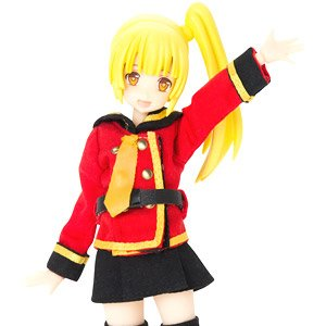 *Bargain Item* Assault Lily Series 046 [Custom Lily] Type-A Ver.2.0 (Yellow) (Fashion Doll)