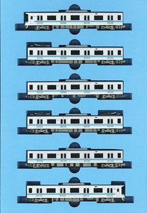 Saitama Railway Series 2000 Formation 2108 (6-Car Set) (Model Train)