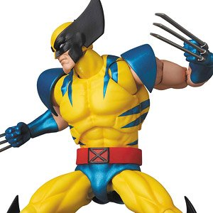 MAFEX No.096 WOLVERINE (COMIC Ver.) (完成品)