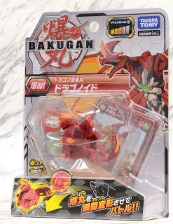 TAKARA TOMY BAKUGAN DRAGONOID BAKU001 Action From japan