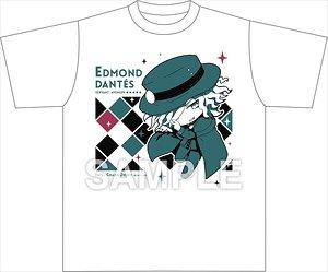 Fate Grand Order Charatoria T Shirt Avenger Gankutsuo Edmond Dantes Anime Toy Hobbysearch Anime Goods Store