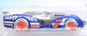 Hot Wheels Super Chromes Electrack (完成品)