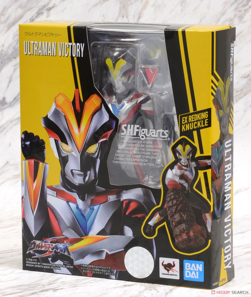 S.H.Figuarts Ultraman Victory (Completed) Package1