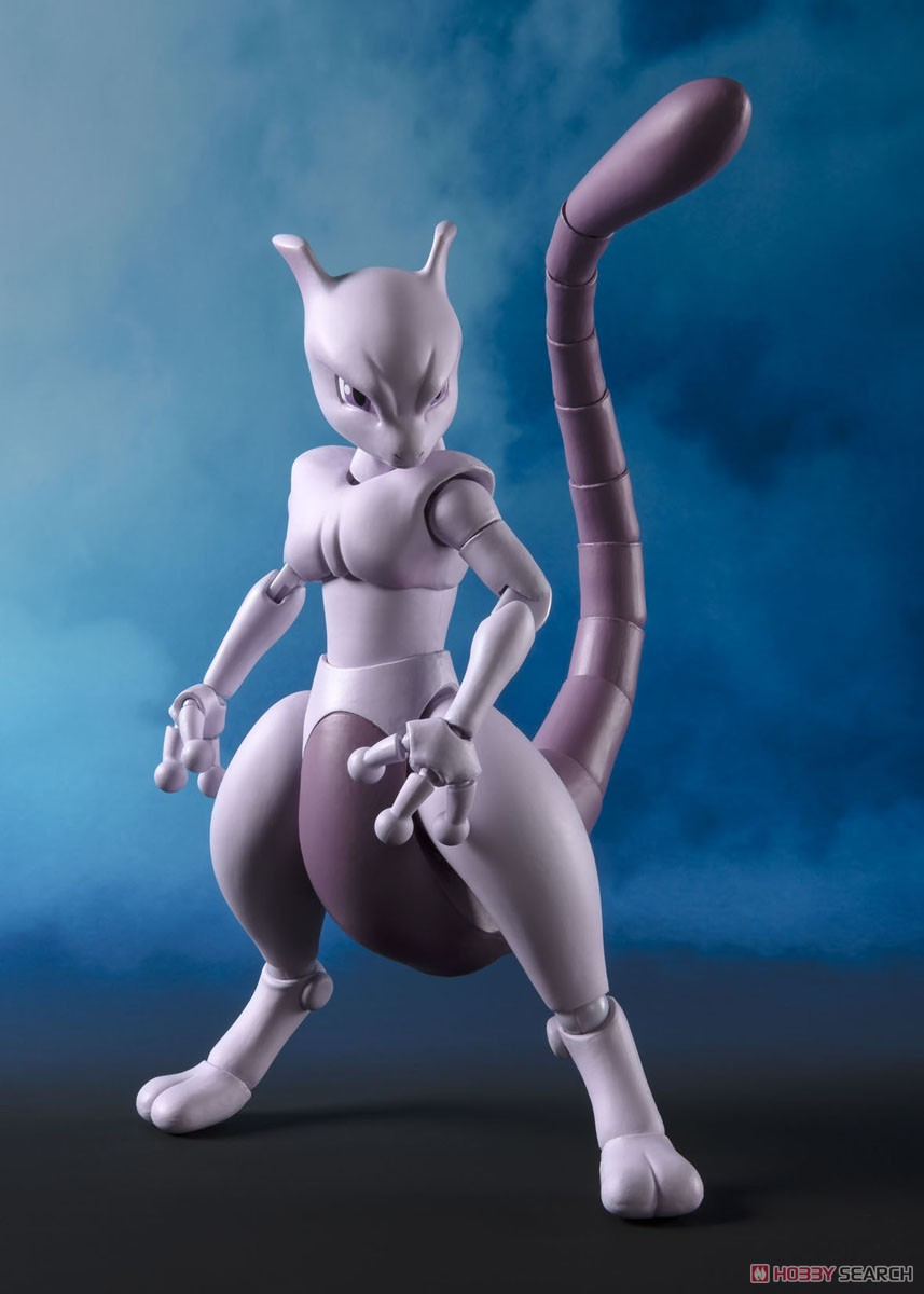 S.H.Figuarts Mewtwo -Arts Remix- (Completed) Item picture1