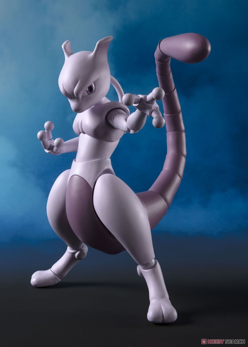 S.H.Figuarts Mewtwo -Arts Remix- (Completed) Item picture3