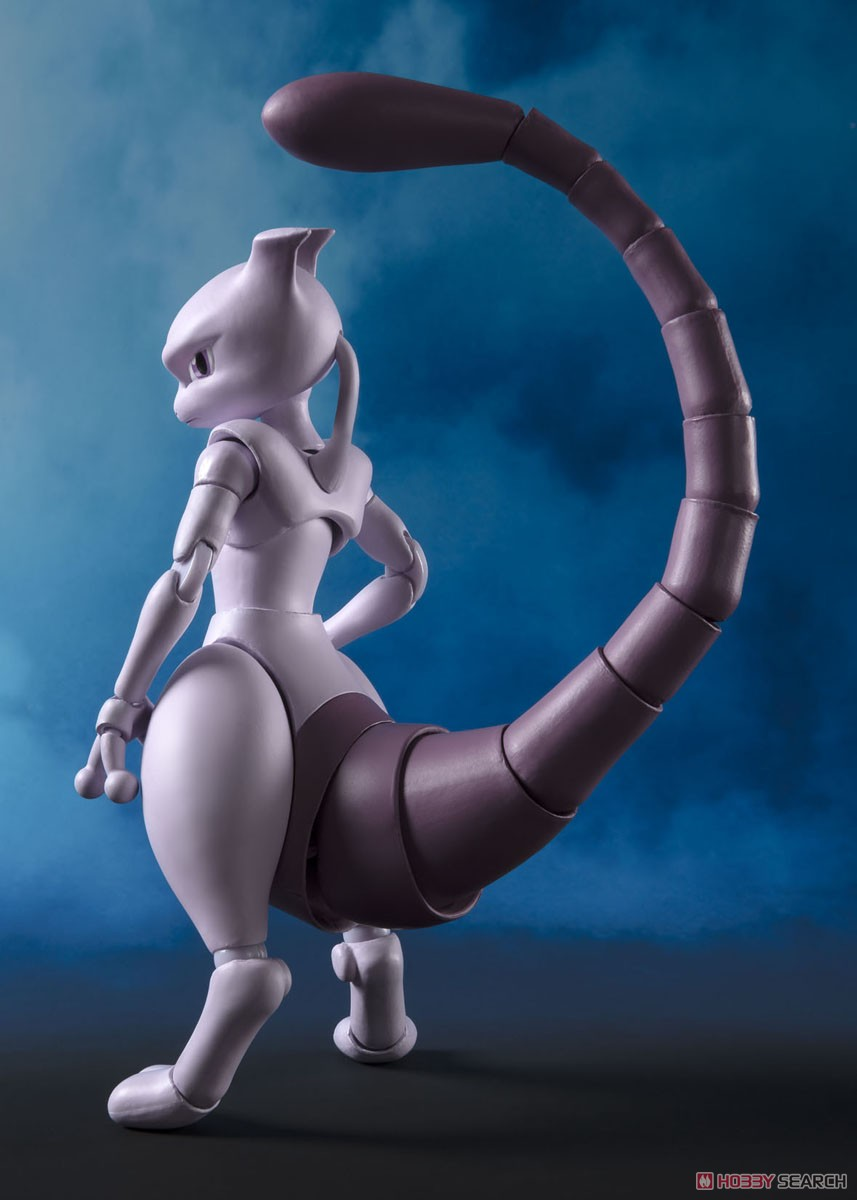 S.H.Figuarts Mewtwo -Arts Remix- (Completed) Item picture4