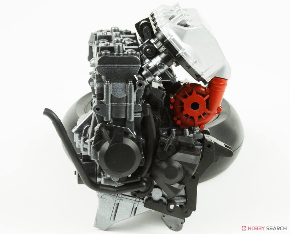 Kawasaki Ninja H2R (Pre-Colored Edition) (Model Car) Item picture16