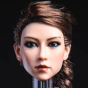 Westerner Female Sexy Beauty Head 20 C (Fashion Doll)