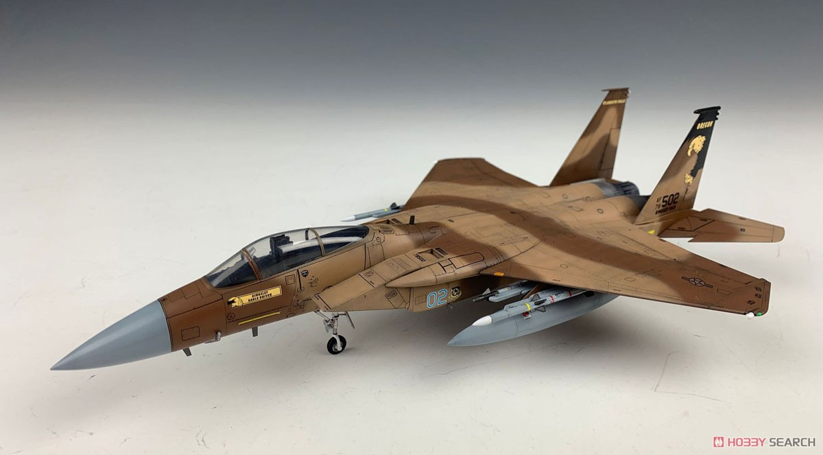 F-15C MSIPII USAF & ANG (Plastic model) Item picture1