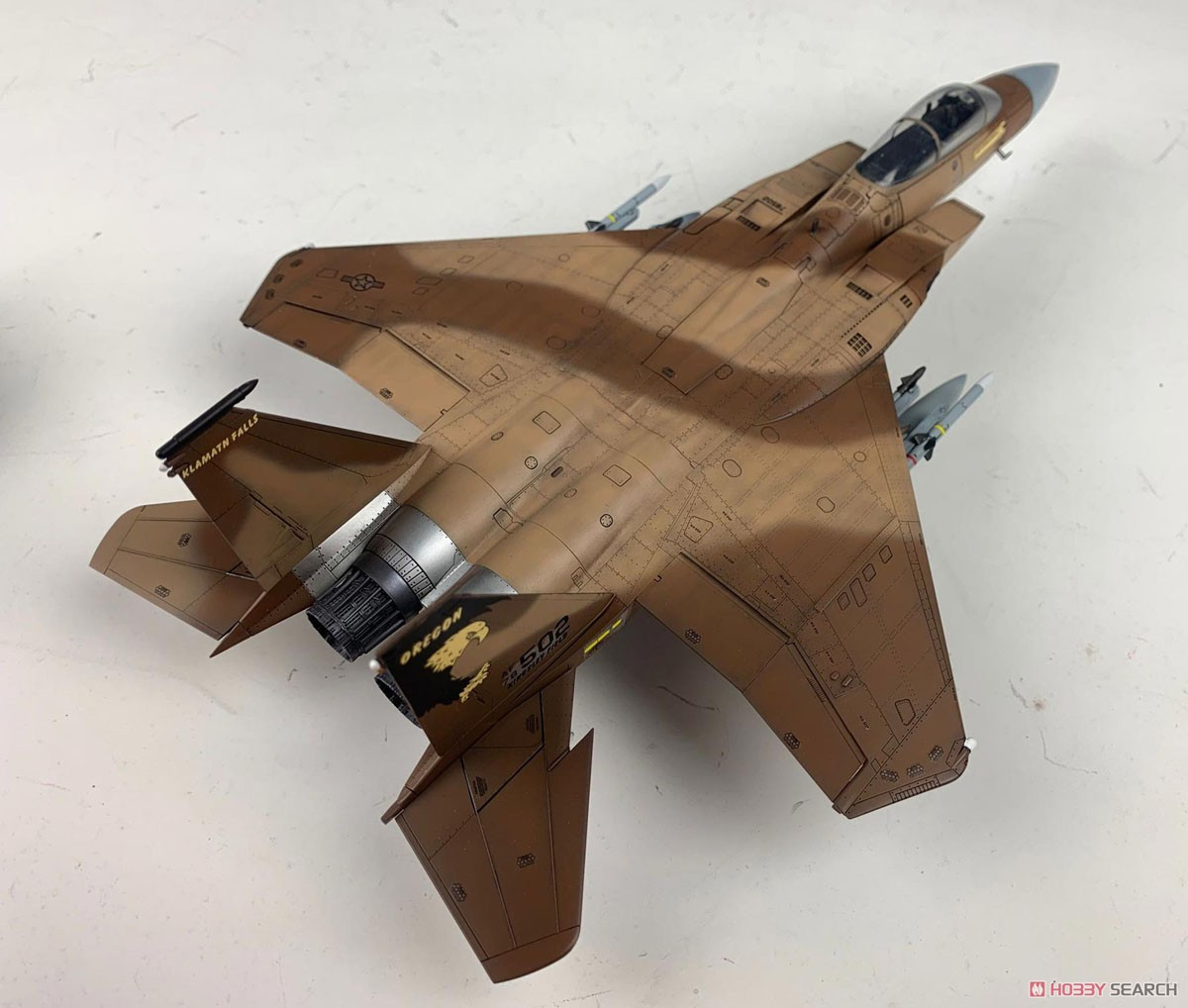F-15C MSIPII USAF & ANG (Plastic model) Item picture2