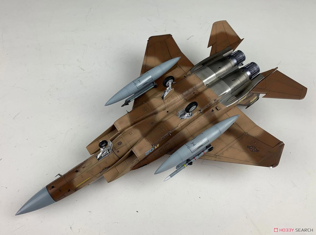 F-15C MSIPII USAF & ANG (Plastic model) Item picture4