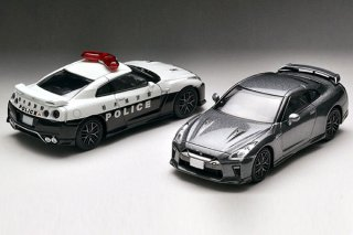 TOMICA LIMITED VINTAGE NEO LV-N148e 1//64 NISSAN GT-R PREMIUM EDITION 2017 Gray
