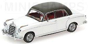 1:43 Minichamps Mercedes 220 S 1956 white