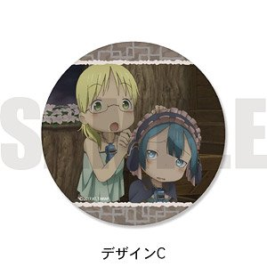 Made In Abyss 3way Can Badge C Riko Marulk Anime Toy Hobbysearch Anime Goods Store