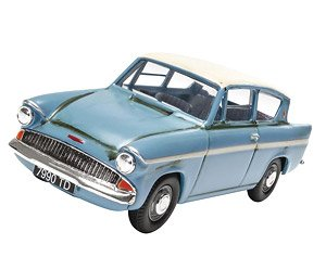 HARRY POTTER FORD ANGLIA 1.24 SCALE DIECAST CAR