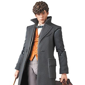 Mafex No.097 Newt (from `Fantastic Beasts`) (Completed)