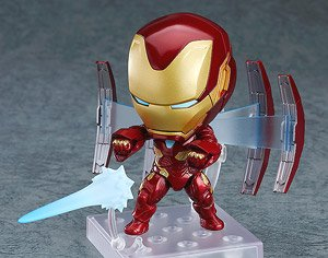 Nendoroid Iron Man Mark 50: Infinity Edition DX Ver. (Completed)