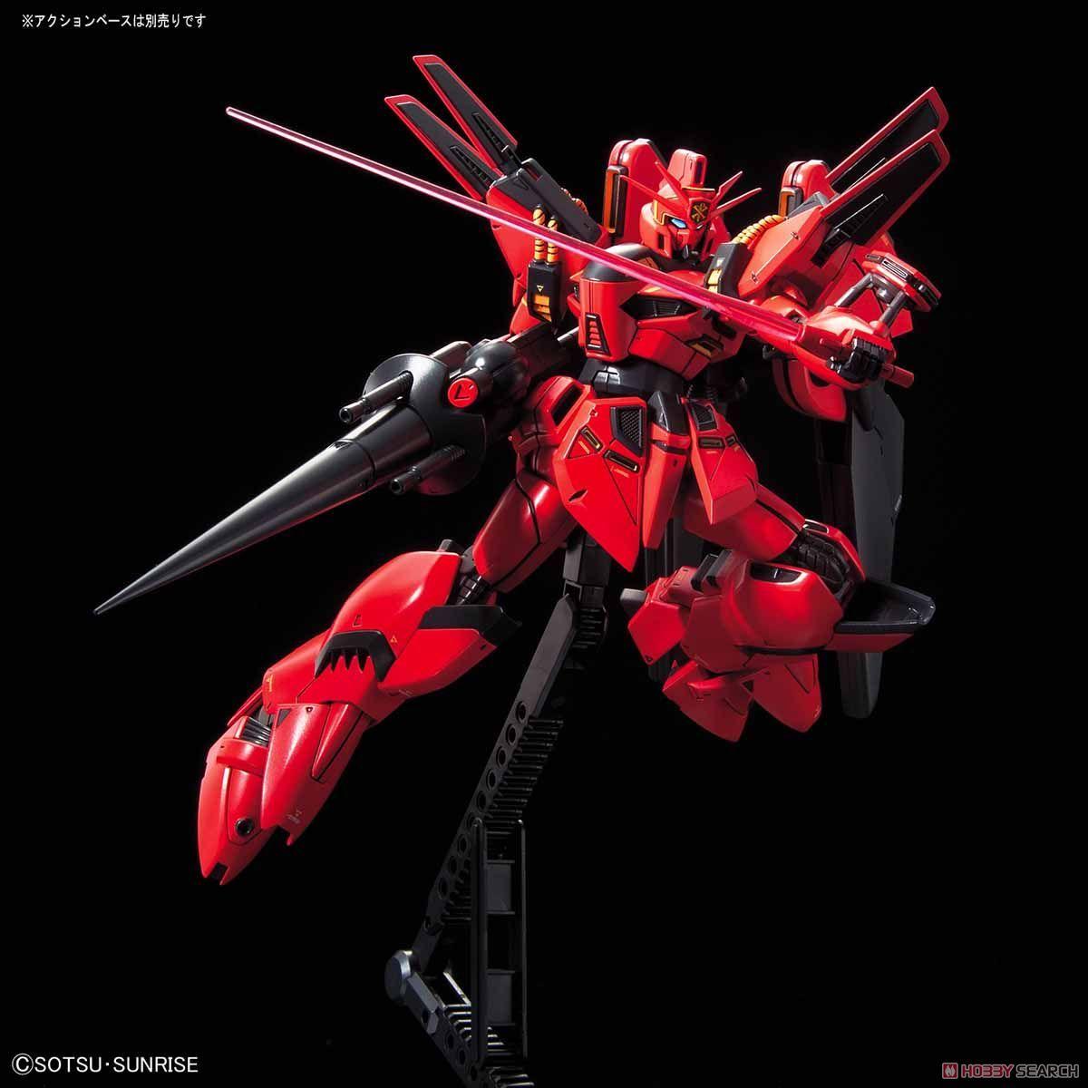Vigina-Ghina II (RE/100) (Gundam Model Kits) Item picture6