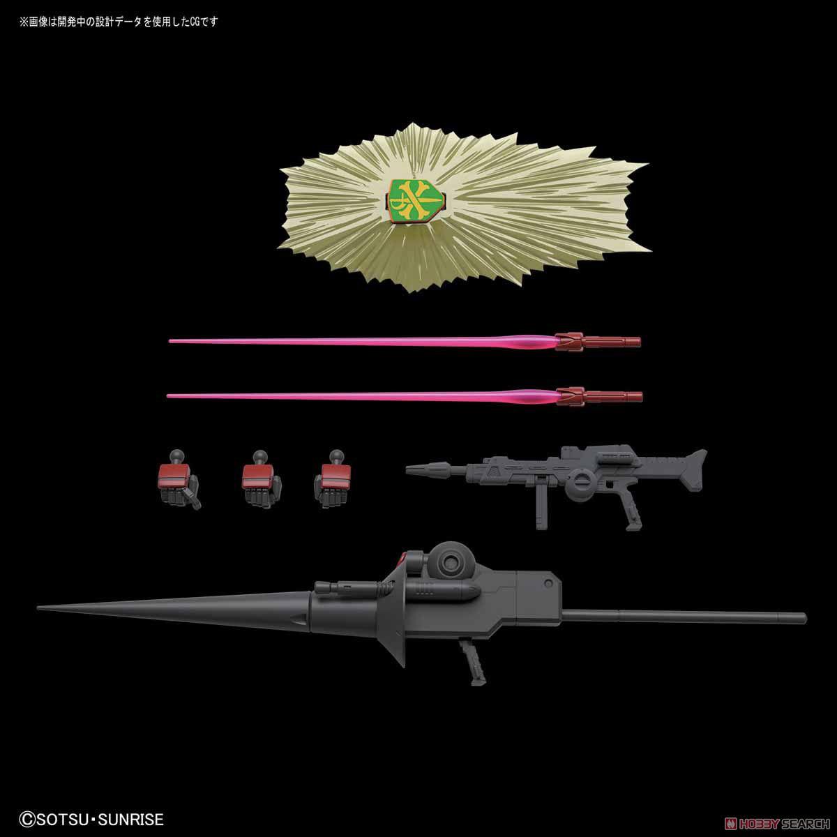 Vigina-Ghina II (RE/100) (Gundam Model Kits) Other picture7