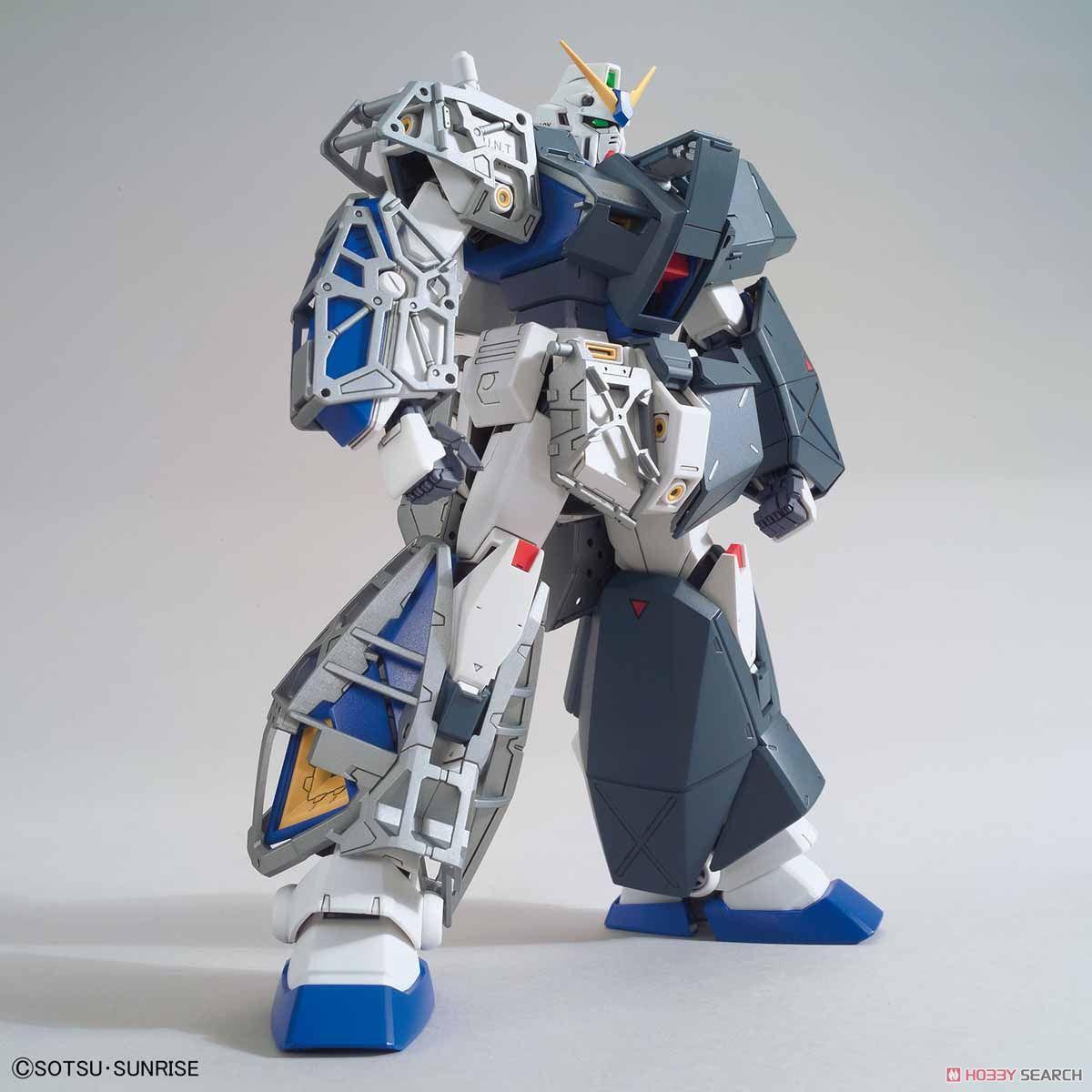 Gundam NT-1 Ver.2.0 (MG) (Gundam Model Kits) Item picture7