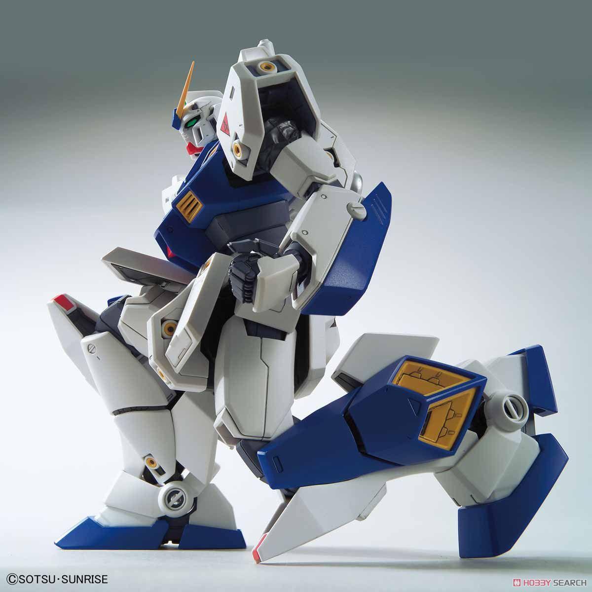 Gundam NT-1 Ver.2.0 (MG) (Gundam Model Kits) Item picture8