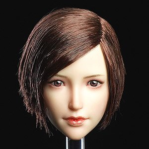 Female Head 017 B (Fashion Doll)