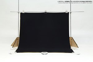 Diorama Sheet PRO-S `Jet Black` (Fashion Doll)