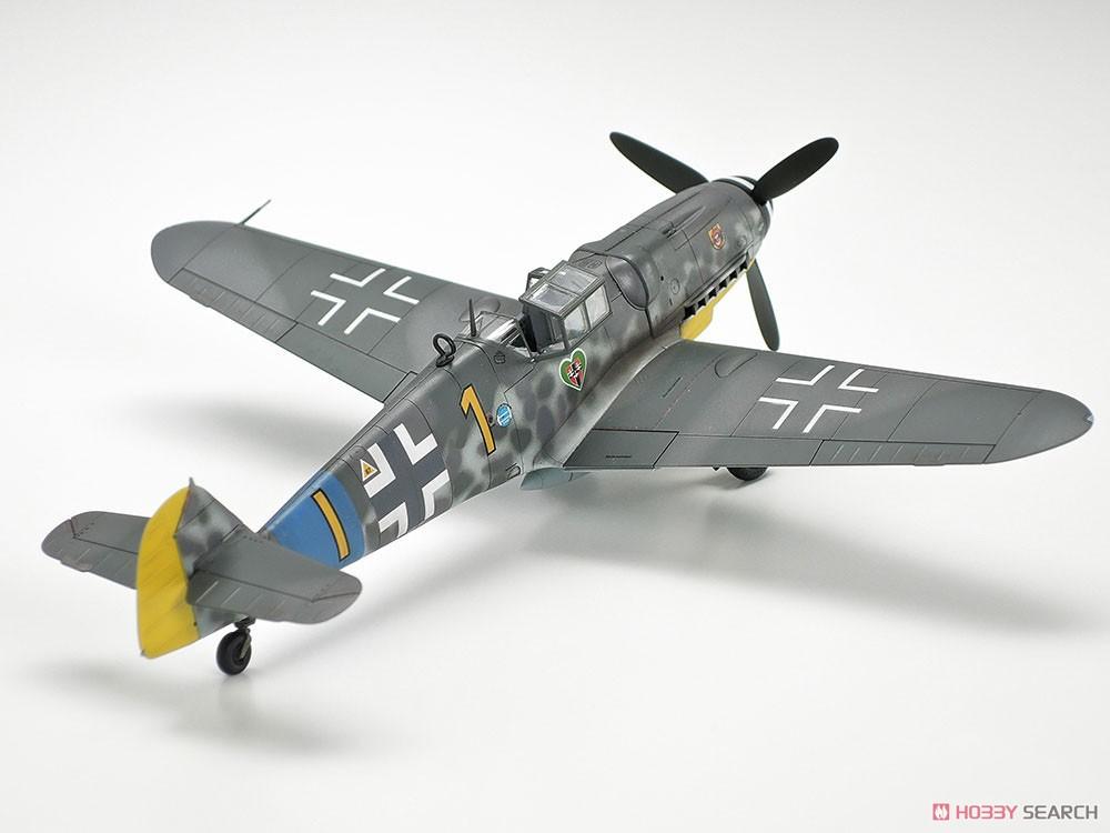 メッサーシュミット Bf109G-6 (プラモデル)