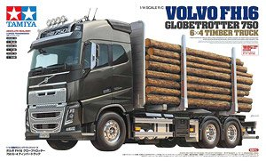 Volvo FH16 GlobetRotter 750 6x4 Timber Truck (RC Model)