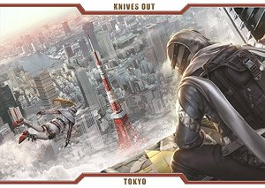 Knives Out] Clear File / D (Anime Toy) - HobbySearch Anime