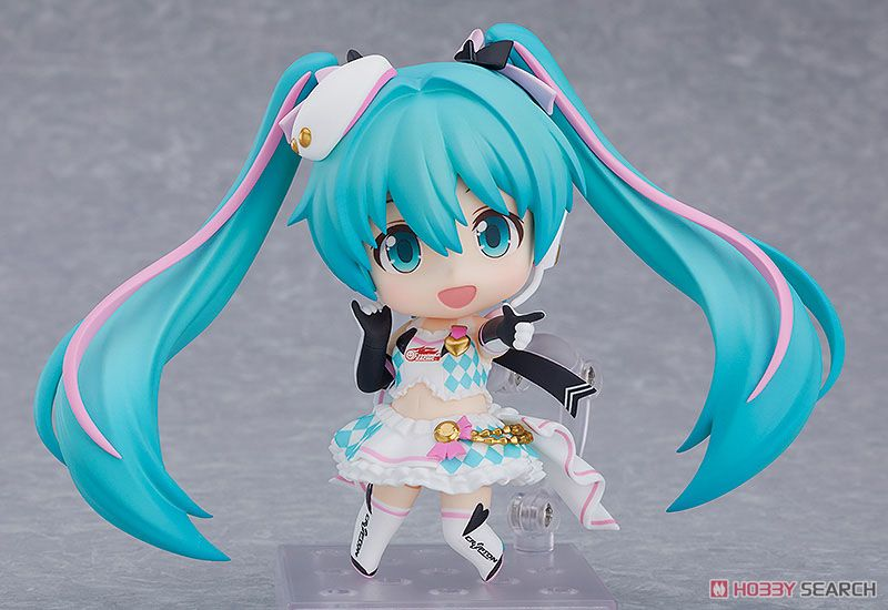 Nendoroid Racing Miku 2019 Ver. (PVC Figure) Item picture1